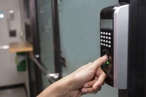 Fingerprint mit Zahlencode